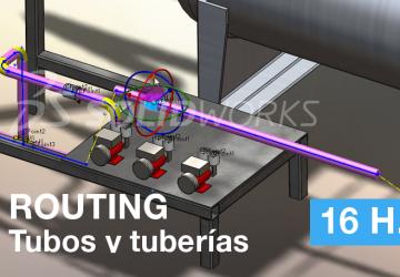 ROUTING: Tuberías y tubos
