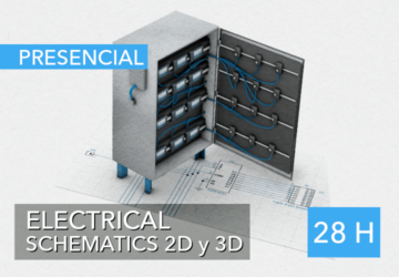 SOLIDWORKS ELECTRICAL SCHEMATICS 2D + 3D