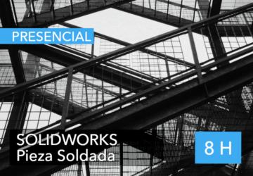 PIEZA SOLDADA CON SOLIDWORKS