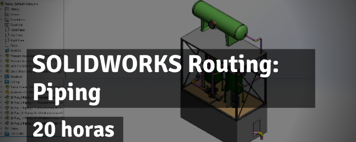 SOLIDWORKS Routing: Piping