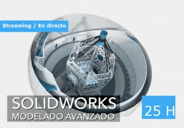 Streaming / En directo: SOLIDWORKS Avanzado