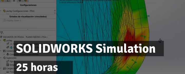 SOLIDWORKS Simulation Básico